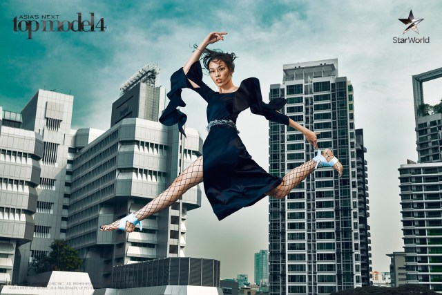 AsNTM4 Episode 2 Photoshoot - Aldilla