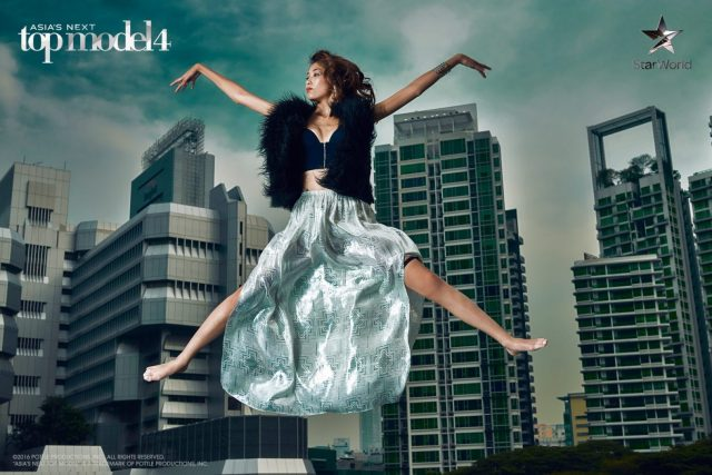 AsNTM4 Episode 2 Photoshoot - Tugs