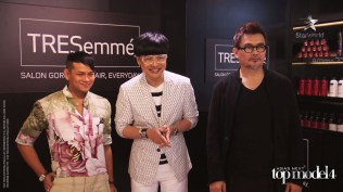AsNTM4 Episode 3 - Lourd Ramos, Kenneth Goh and Mervin Wee oversee the makeovers