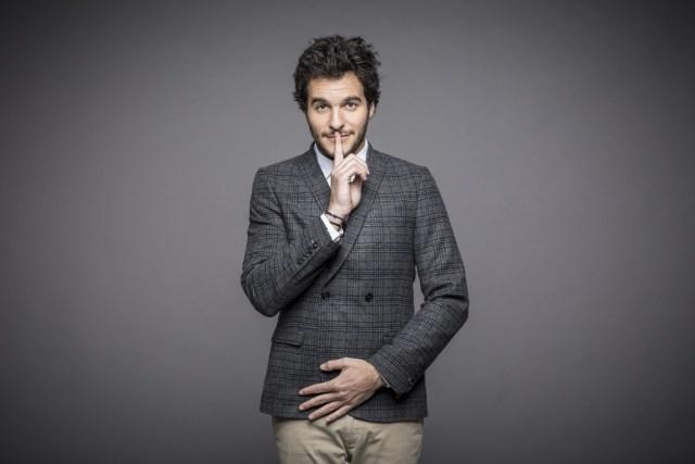 Eurovision 2016 - France - Amir (Renaud Corlouër, EBU)
