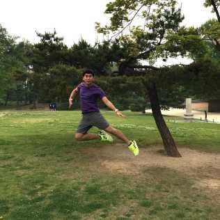 ...defying gravity