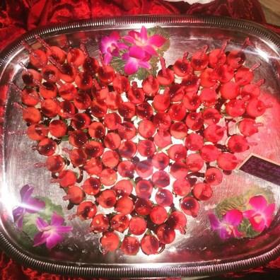 Heart Shaped Dessert