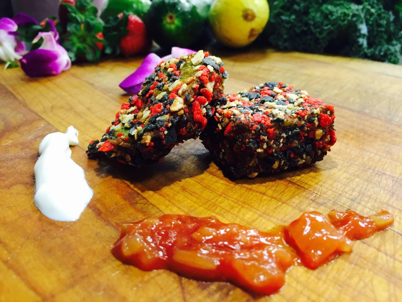 Mini Beef Quesadillas