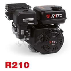Motore a Benzina 4 Tempi Rato R210