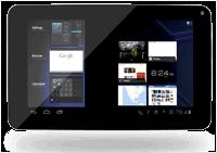 Tablet Crypto Tab Novapad 70 C124FC 4GB