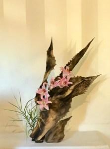Ikebana de tardor