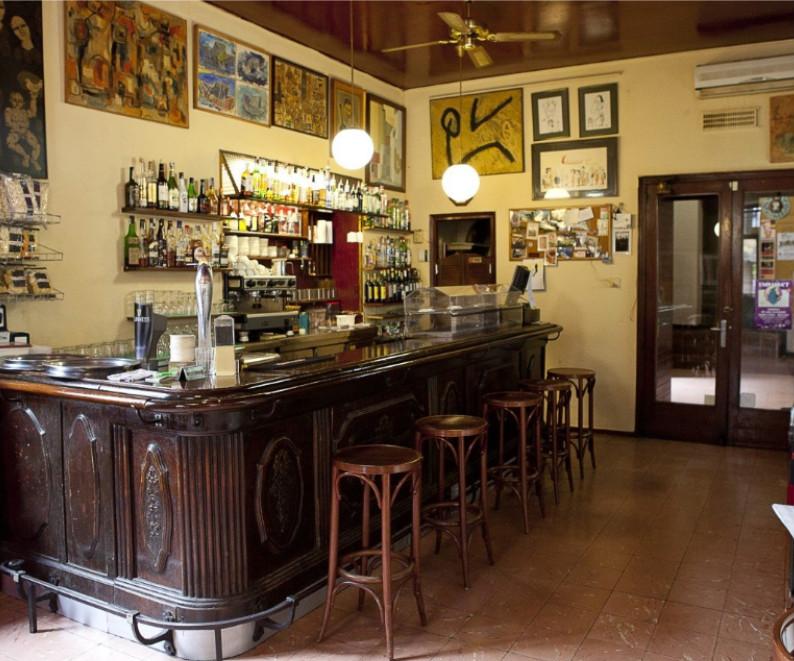 Imatge Cafè-Bar Amics de les Arts i JM