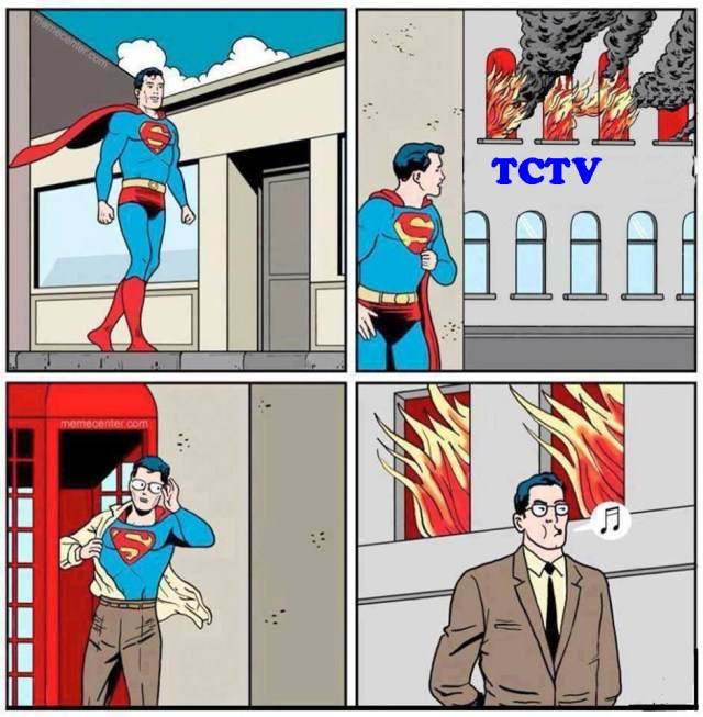 TCTV Trashes 1st Amendment