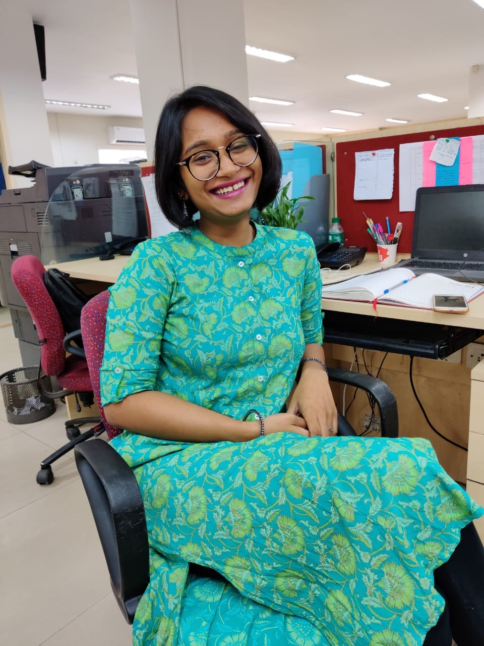 Meera Nazercompleted the European Masters in Law and Economics('18), a course she undertook right after completing her undergraduate degree from NUALS