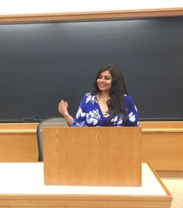 Rupavardhini B R, LLM at Harvard Law School