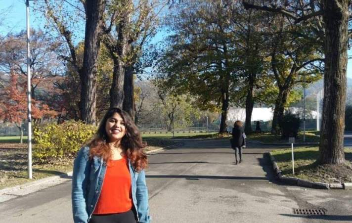 Nidhi Jhawar recently completed the Masters in Intellectual Property offered by the University of Turin.