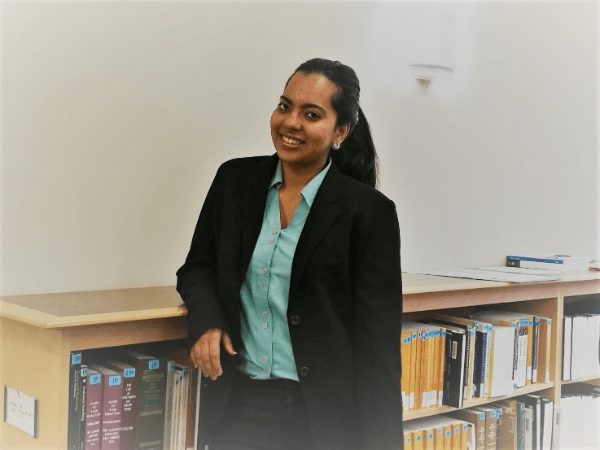 Sruthi Srinivasan completed the LL.M. in Commerce and Technology Law from the University of New Hampshire Franklin Pierce School of Law in 2017
