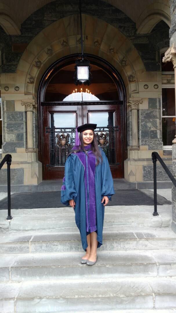 Aakanksha Mishra is a 2017 LL.M. graduate of the Georgetown University Law Centre