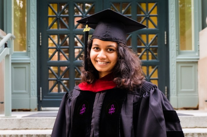 Pavani Nagaraja Bhat is a graduate of NLU Orissa ('17)  who enrolled for an LL.M. at Harvard Law School in 2019.