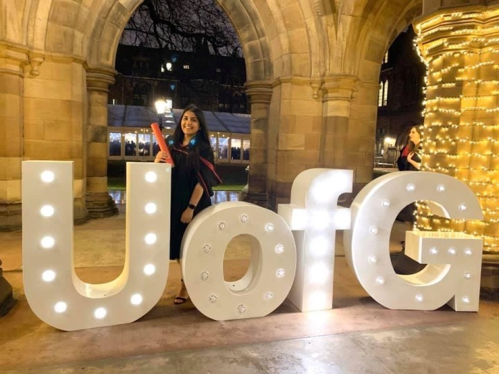 Dyuti Rikhi is a 2019 graduate of the University of Glasgow, where she completed an LL.M. in Intellectual Property Law.