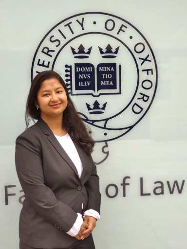 Anjali Rawat is a graduate from the National Academy of Legal Studies and Research( NALSAR) , Hyderabad who went on to pursue BCL from Oxford University, completing the course this year