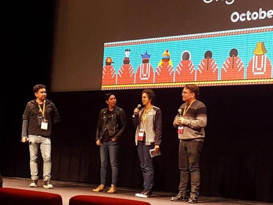 imagineNATIVE Film Festival - Blackbird at Adrift International Shorts