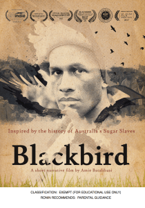 Blackbird DVD Cover Ronin