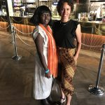 Nyawuda Chuol & Amie Batalibasi at Melbourne Women in Film Festival
