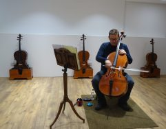 Ben the Cellist