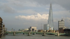 Postcard London Shard