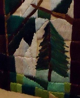 Anna Farago embroidery