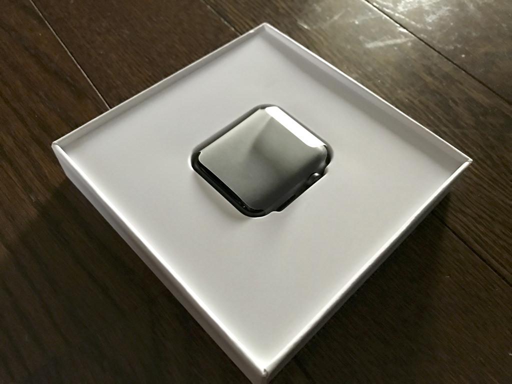 apple watch 2の代替機が到着
