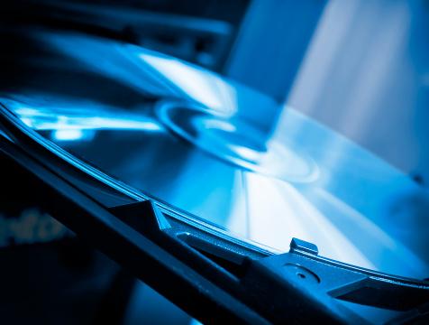 blu-ray DVDs