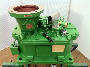 special green aerator unit