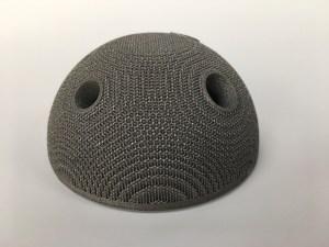 Extravagant 3D Metal Printing