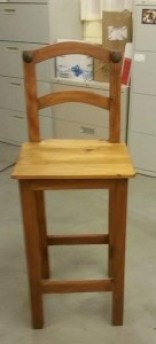 Bar stool redo amigas4all amigas4all, bar redo, chair, rustic stool, rustic chair, bar decor, burlap