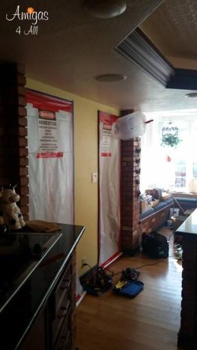remodeling, DIY, safety, safe remodel, tips, decor, mold, asbestos, construction