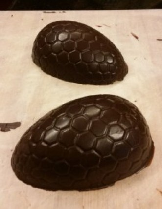 image of halloween dragon eggs