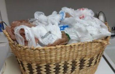 Amigas4all puxa saco before grocery bag organizer