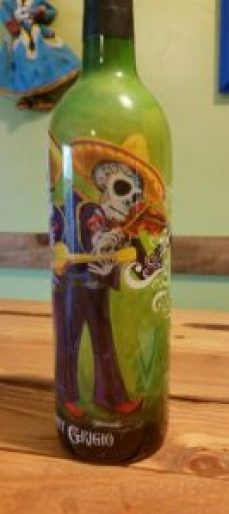 halloween-12-days-bottle-mariachi amigas4all