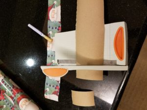 image of paper cutter diy gift tag amigas