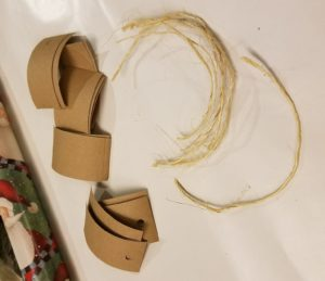 image of twine gift tags