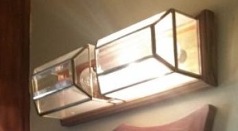 christmas angels mattress spring light-fixture-eye-sore-image