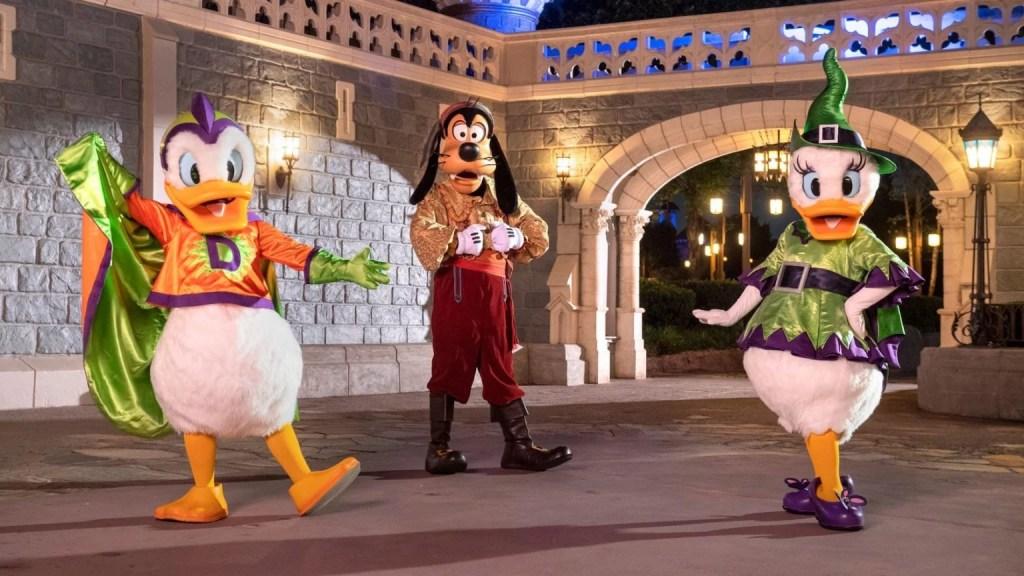After Hours BOO BASH substituirá a festa de Halloween da Disney