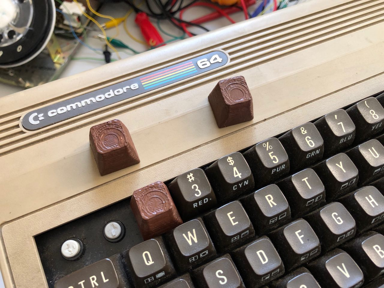 Meet the New Key, Same as the Old Key – Amiga Ireland