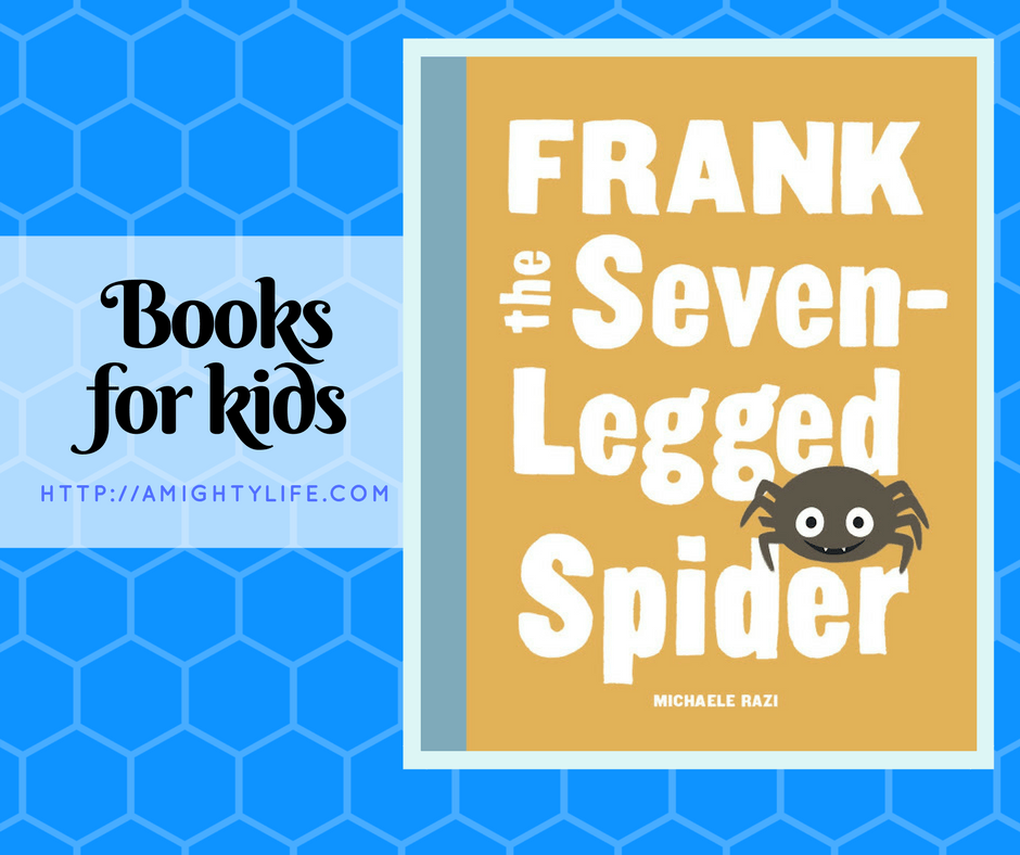 Frank the Seven-Legged Spider
