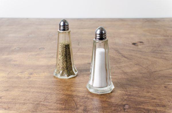 set salt & peper