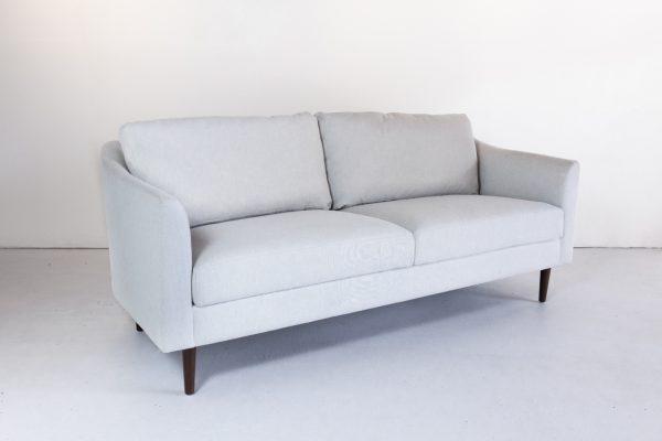sofa, Herringbone Antique White