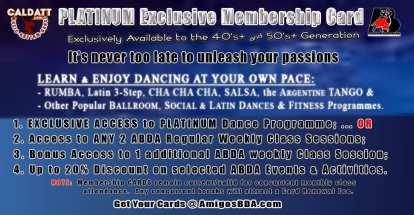 Platinum Club Membership Gift Certificates