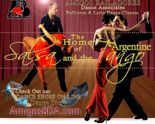 Ballroom & The Passion of the Argentine TANGO.