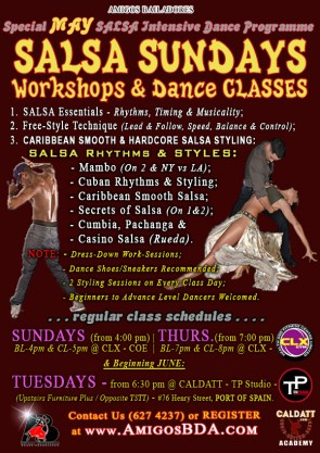 2019 ABDA Ballroom & Latin Dance Programme