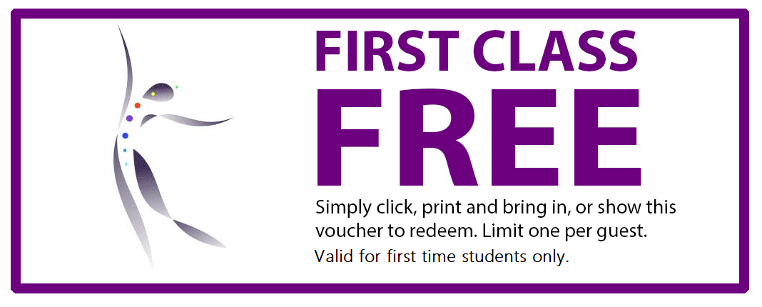 Free Introductory Class Voucher