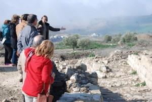 Cueva del Yeso y el Yacimiento de Torreparedones