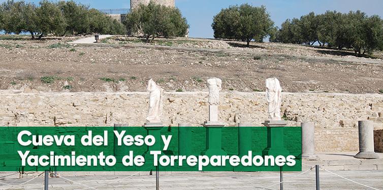 Nuestra visita al Yacimiento de Torreparedones y la Cueva del Yeso