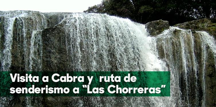 """Visita a Cabra y ruta de senderismo a """"Las Chorreras"""""""